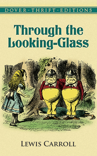 Through the Looking Glass - cover